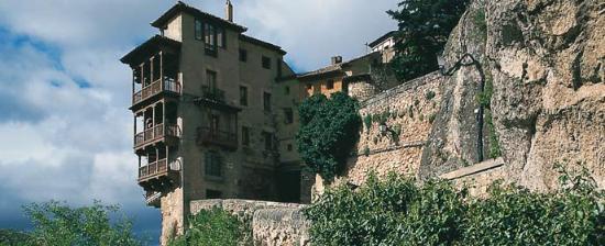 Maisons suspendues Cuenca